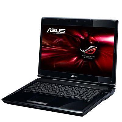 Ноутбук ASUS G72GX Q9000 Windows 7 Blue-Ray