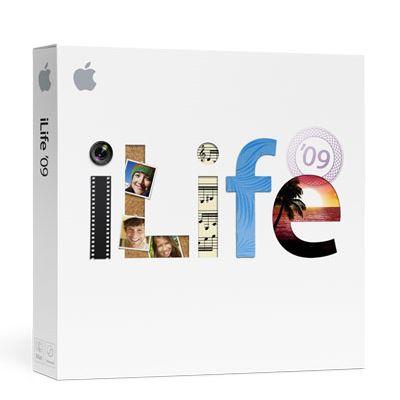 ����������� ����������� Apple iLife 09 MB966