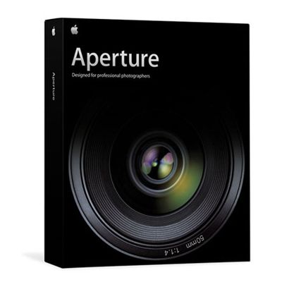 Программное обеспечение Apple Aperture 2.1.1 MB673
