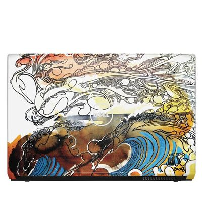 Ноутбук Dell Studio 1555 T6600 Sea Sky