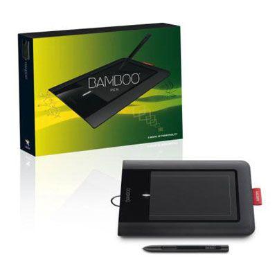 Графический планшет, Wacom Bamboo Pen CTL-460-RU