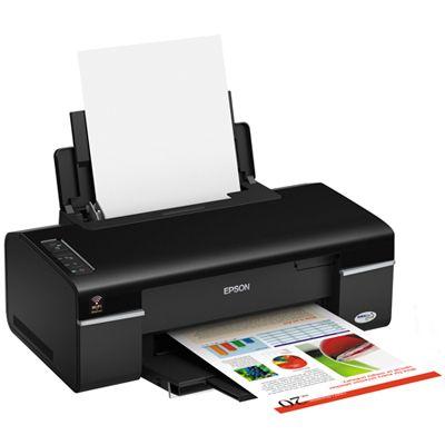 Принтер Epson Stylus Office T40W C11CA27321