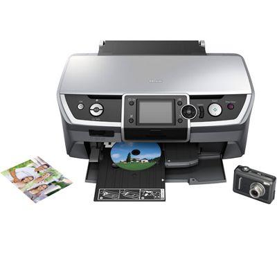 Принтер Epson Stylus Photo R390 C11C658031