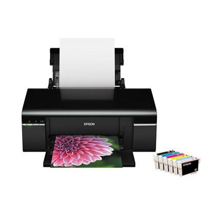 Принтер Epson Stylus Photo T50 C11CA45321