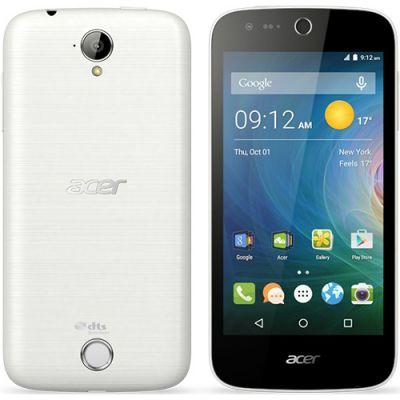 Смартфон Acer Liquid Z330 8Gb LTE Белый HM.HQ0EU.002