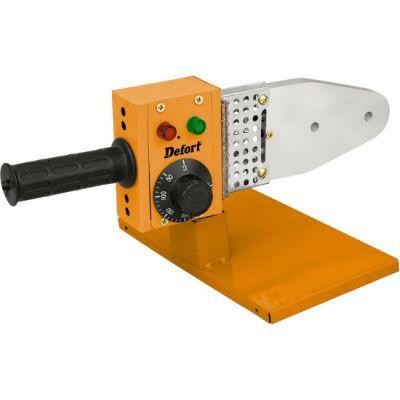 Defort Аппарат для сварки пластиковых труб DWP-1000