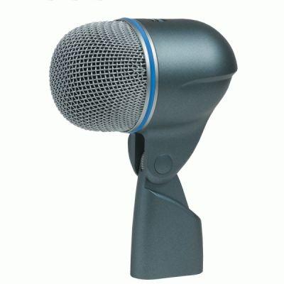 Микрофон Shure динамический для бас барабана BETA52A