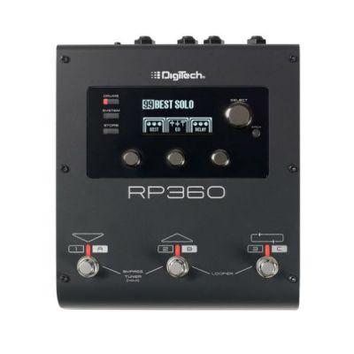 DigiTech напольный гитарный мульти-эффект процессор RP360