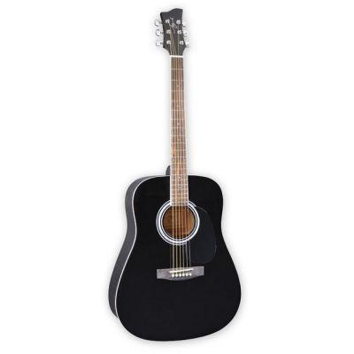 Акустическая гитара Jay Turser JJ45-BK чёрный