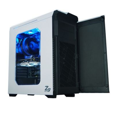 Корпус Zalman Z9 NEO White wo PSU
