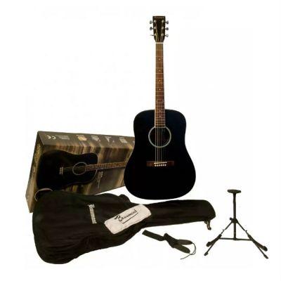 Акустическая гитара Beaumont DG80K/BK