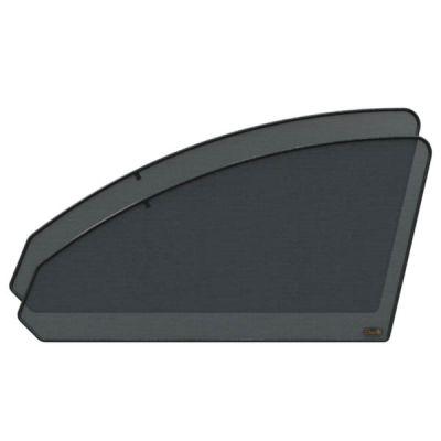 Защитный тонирующий экран EscO передний комплект на отечественные авто (сильное затемнение ~5-10%)