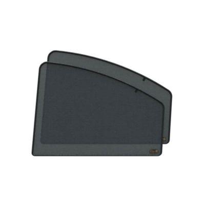 Защитный тонирующий экран EscO задний комплект на импортные авто (сильное затемнение ~5-10%)