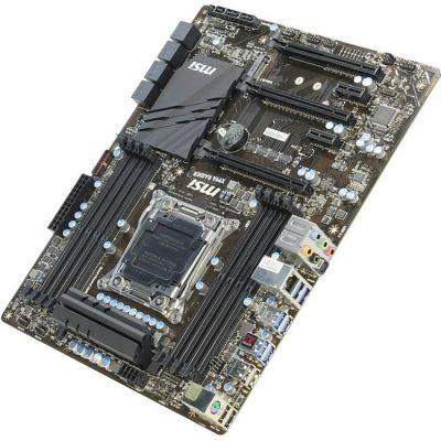 ����������� ����� MSI X99A RAIDER