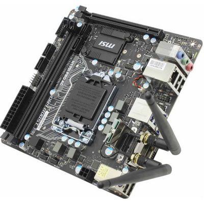 ����������� ����� MSI H170I PRO AC