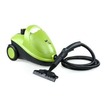 Kitfort Пароочиститель напольный КТ-905 2000Вт зеленый