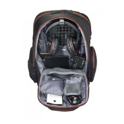"Рюкзак ASUS 17"" ROG NOMAD Backpack 90XB0160-BBP000 Полиэстер, Черный"