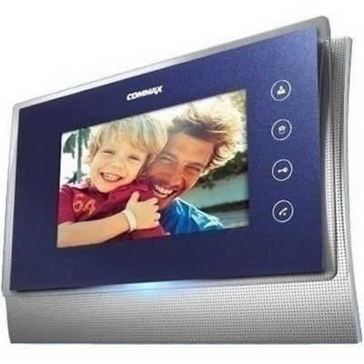 Монитор домофонов Commax CDV-70UM (темно-синий) цветной
