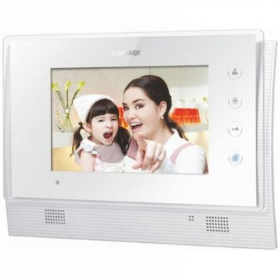 Монитор домофонов Commax CDV-70UM (белый) цветной