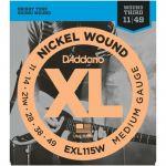 ������ D'Addario EXL115W