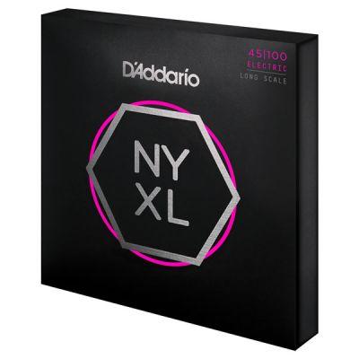 Струны D'Addario NYXL45100