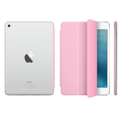 Чехол Apple для iPad mini 4 Smart Cover - Light Pink MM2T2ZM/A