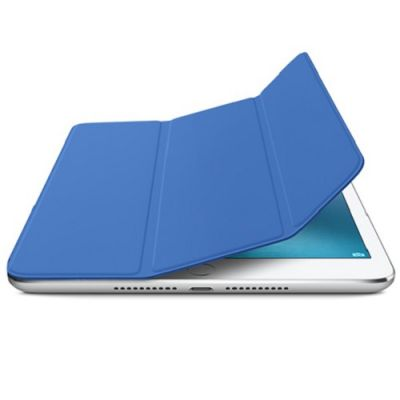 Чехол Apple для iPad mini 4 Smart Cover - Royal Blue MM2U2ZM/A