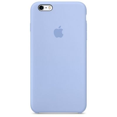 Чехол Apple iPhone 6 Plus/6s Plus Silicone Case - Lilac MM6A2ZM/A