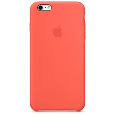 Чехол Apple iPhone 6 Plus/6s Plus Silicone Case - Apricot MM6F2ZM/A