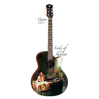 Акустическая гитара Luna Gypsy LOS