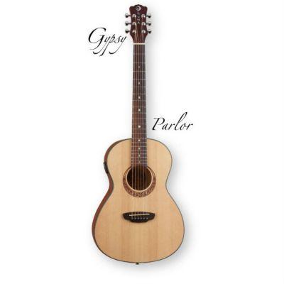 Акустическая гитара Luna Gypsy PAR