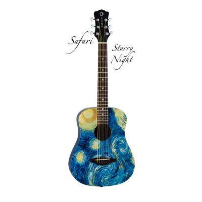 Акустическая гитара Luna SAF STR
