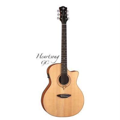 Электроакустическая гитара Luna SONG GC
