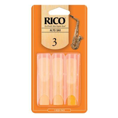 Rico Трости для альт-саксофона Alto Sax 3.0x3 (RJA0330)