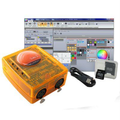 Sunlite ���� USB/DMX ��������� SUITE2-FC