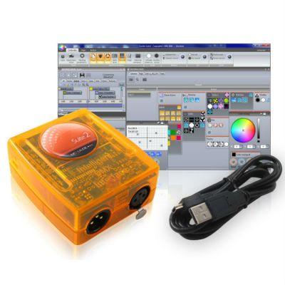 Sunlite USB/DMX интерфейс SUITE2-BC