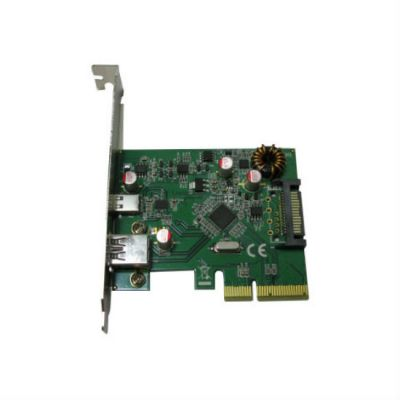 Espada Контроллер PCI-E x4 rev 2.0 USB3.1 1 порт Type-A + 1порт Type-C, FG-EUSB311C1A-1-BU01