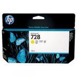��������� �������� HP �������� 728 ��� �� DJ �730/�830 130-ml Yellow InkCart F9J65A