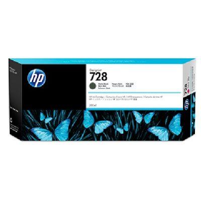 Картридж HP 728 Matte Black/Матовый Черный (F9J68A)