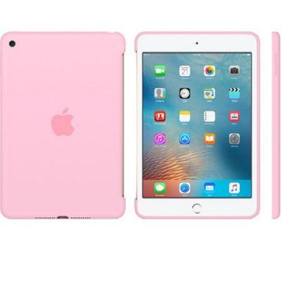 Чехол Apple для iPad mini 4 Silicone Case - Light Pink MM3L2ZM/A