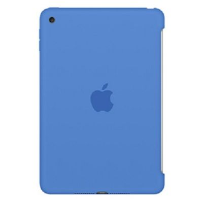 Чехол Apple для iPad mini 4 Silicone Case - Royal Blue MM3M2ZM/A