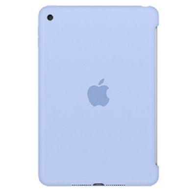 Чехол Apple для iPad mini 4 Silicone Case - Lilac MMM42ZM/A