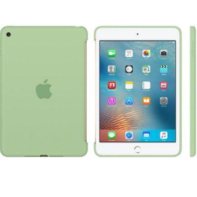 Чехол Apple для iPad mini 4 Silicone Case - Mint MMJY2ZM/A