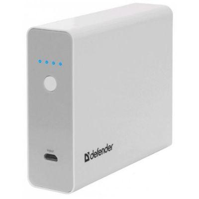 Портативный аккумулятор (Power Bank) Defender ExtraLife Multi 13000 mAh 83612