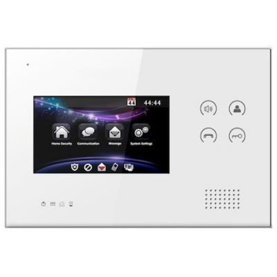 Монитор домофонов BAS-IP AG-04 W