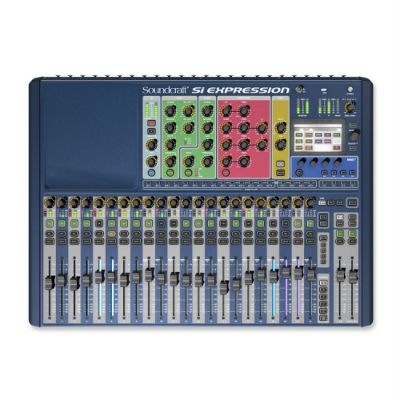 ��������� ����� Soundcraft Si Expression 2