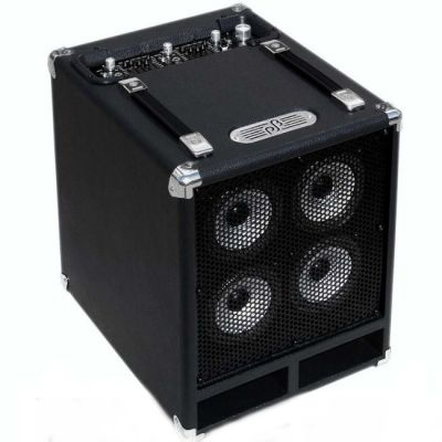Комбоусилитель Phil Jones Bass басовый транзисторный Suitcase