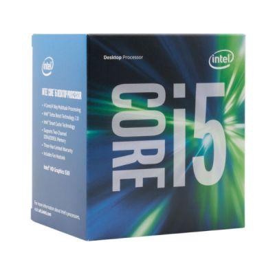 Процессор Intel CORE I5-6600 S1151 BOX 6M 3.3G BX80662I56600 S R2L5