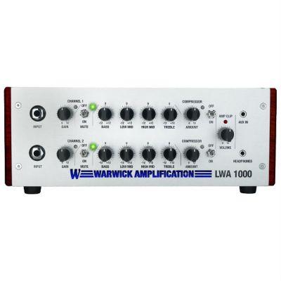 Усилитель Warwick басовый транзисторный LWA 1000