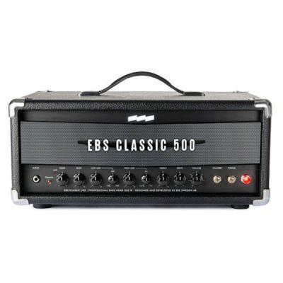 Усилитель EBS басовый транзисторный Classic 500